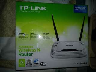 TP-LINK Wireless Router 300mbps