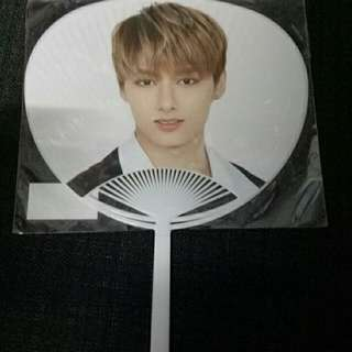 Seventeen JUN mini uchiwa