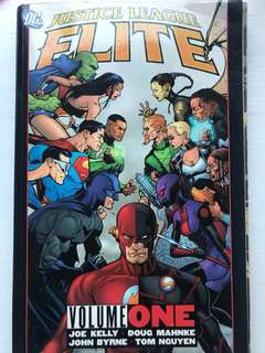 DC Justice League Elite Vol 1