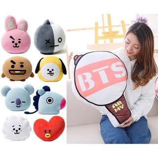[REDUCED]BT21 PLUSH TOY/ARMY PLUSH TOY