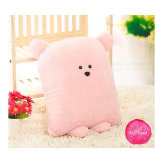 // Pink Plush Bear Soft Toy