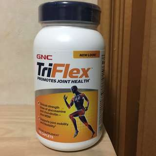 💥修補💥潤滑💥強健關節💥GNC TriFlex 3活關節 240粒 (非速效)