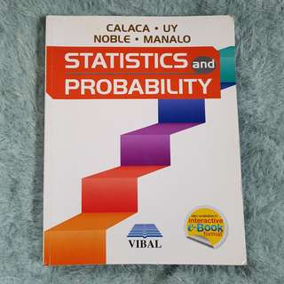 UST G.11 Books: Statistics and Probability