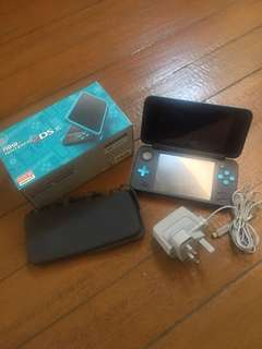 Nintendo 2DS XL for Sale with Games