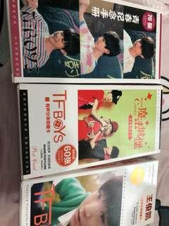Tfboys 明信片