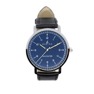 Blue-Black Navigator Watch