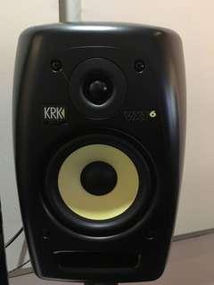 KRK Speakers VXT6 (1 Pair)