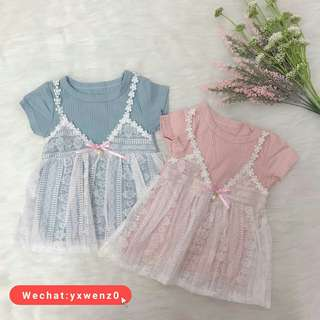 Kids Lace Top