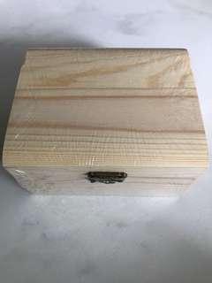 Handmade Wooden Box (3-in-1)