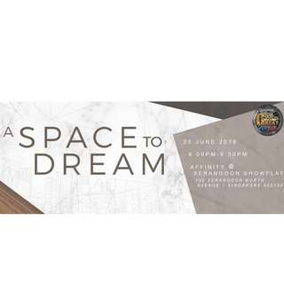 [A Space to DREAM]