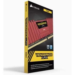 Corsair 3000MHz 16GB (2x8GB) Vengeance® LPX DDR4 DRAM