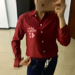 Saint Laurent 74 Shirt