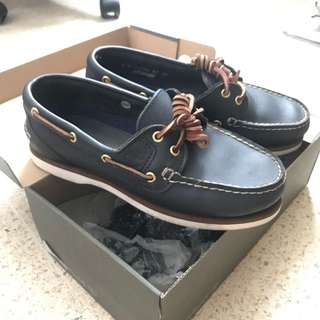 Timberland Amherst 2 Eye Boat Shoes
