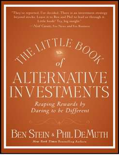 The Little Book of Alternative Investments (ebook)