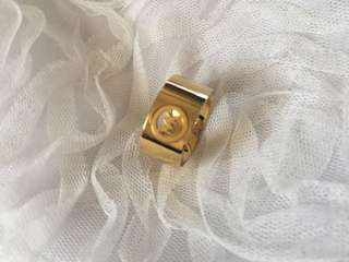 MK Gold Ring Replica