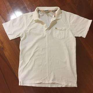 Authentic mens Burberry Tshirt szL