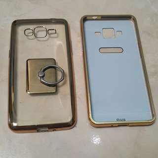 Casing Gold Samsung Grand Prime