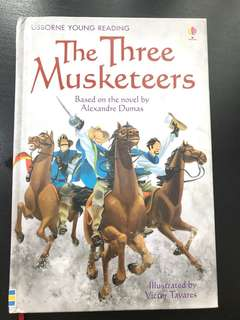 The Three Musketeers - Usborne Young Reading