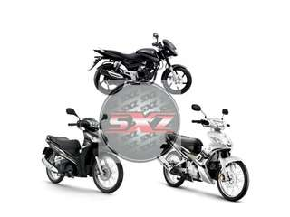 Motorcycle Rental Leasing