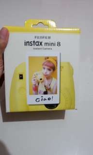 Fujifilm Instax Mini 8 New