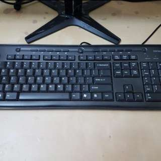 Sensonic Computer Keyboard