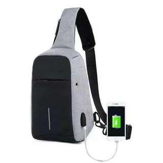 Anti-theft Body Bag