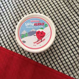 SKINPOTIONS Snowberry Cream