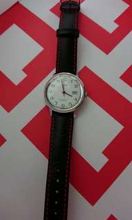 Vintage 1976 Timex Viscount Automatic wristwatch