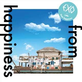 Exo Official Dear Happiness Dvd