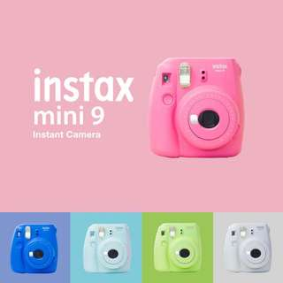 Lf Instax Mini 8 or 9