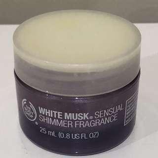 💯 [Body Shop] White Musk Sensual Shimmer Fragrances (25ml)