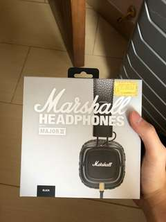 marshall headphones major 2