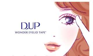 D.u.p double sided tape (Point)