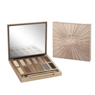 URBAN DECAY Naked Ultimate Basics Eyeshadow Palette RRP$90