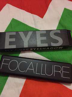 Eyeshadow palette focallure