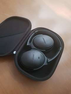 Almost New Bose QC35 II