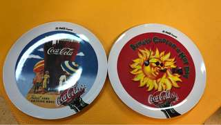 TGN - Coca Cola collectable plate