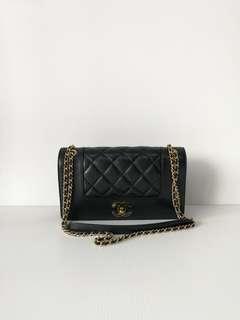 Authentic Chanel Medium Flap Bag