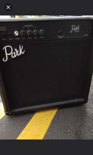 Bass Amp amplifier Park by marshall