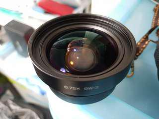 RicohGW-3 21mm Wide-Angle Conversion Lens for ricoh GR