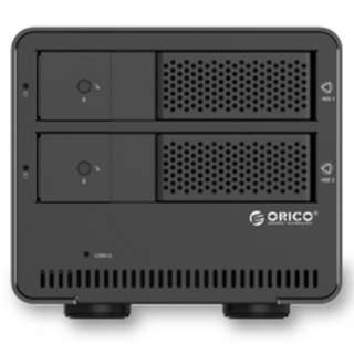 ORICO 9528U3 2 Bay HDD Enclosure