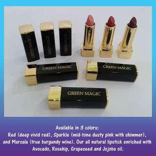 Creamy Matte / Creamy Moisturizing Lipstick