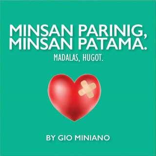 Pagibig Book by Gio Miniano