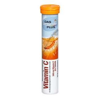 DAS gesunde PLUS 維他命C泡錠片Vitamin C