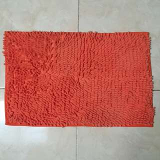 Keset Microfiber Orange