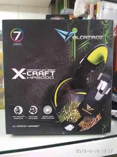 X-craft HP5000 Alcatroz headset