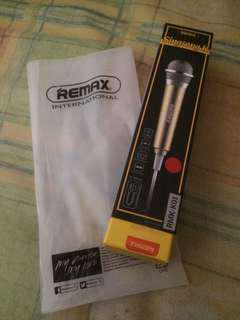 Remax microphone RED
