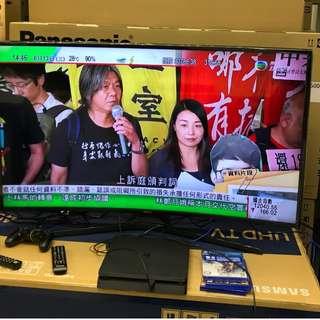 "Samsung 49MU6880 49"" Curved smart tv"