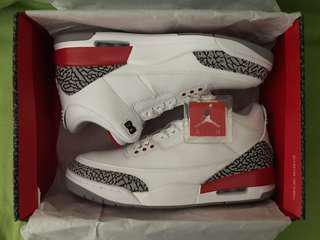"""Nike Air Jordan 3 """"Hall Of Fame"""", """"Katrina"""""""