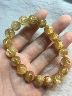 金髮晶 10mm